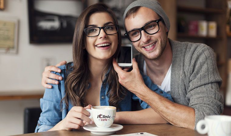 Koláčik a kávička v iClinic café k hodinovému zábrusu zadarmo ... 269eb859594