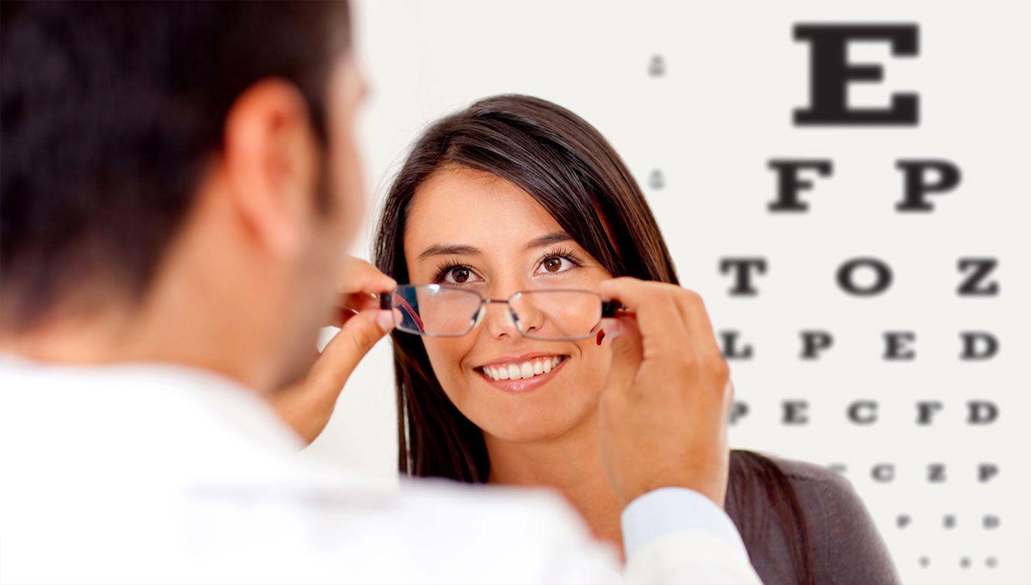 Vyšetrenie očným lekárom zadarmo